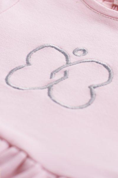 thumbnail Koszulka BELLI różowa