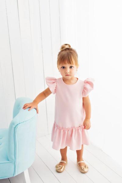 thumbnail Sukienka LILLA różowa