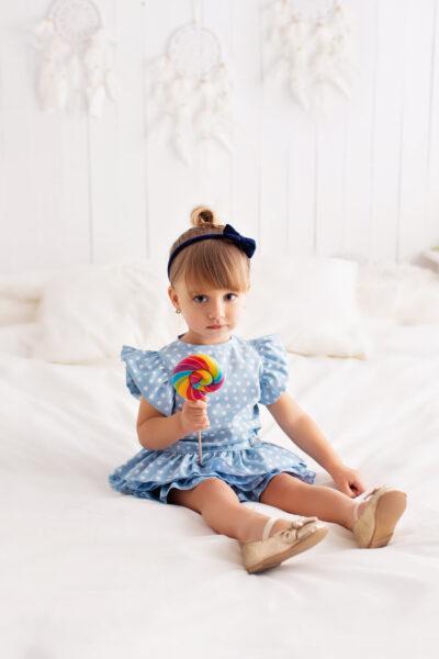 thumbnail Sukienka PUCCINI błękitna