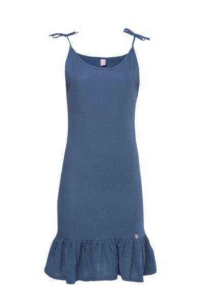 thumbnail Sukienka PRIMAVERA niebieska dla mamy