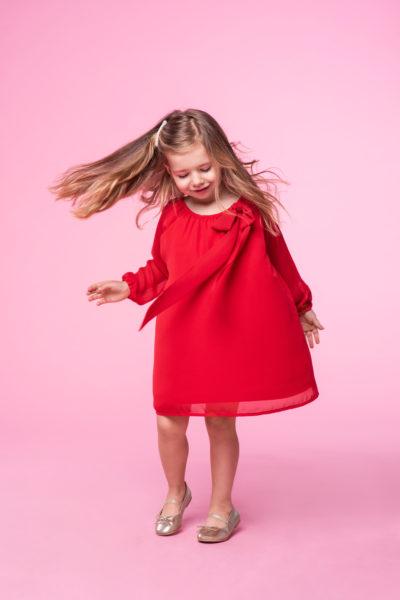 thumbnail Sukienka ROSA czerwona