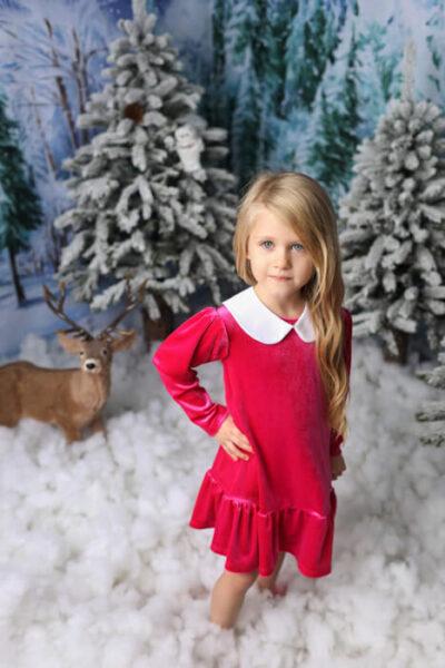 thumbnail Sukienka BABY różowa