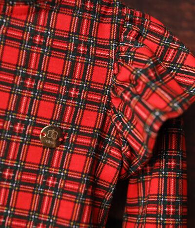 thumbnail Koszulka BOMBECZKA w kratkę
