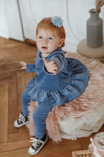 thumbnail Bluza FILO niebieska